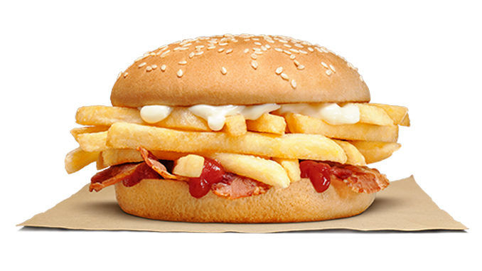 Meaty French Fry Sandwiches