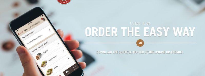 Convenient Pre-Ordering Apps
