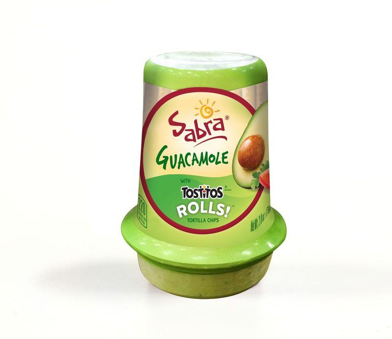 Portable Guacamole Packaging