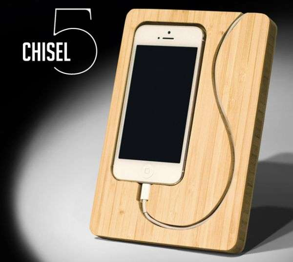 Eco-Friendly Smartphone Stands