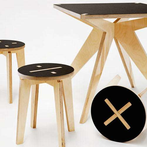 Math-Like Furniture Designs
