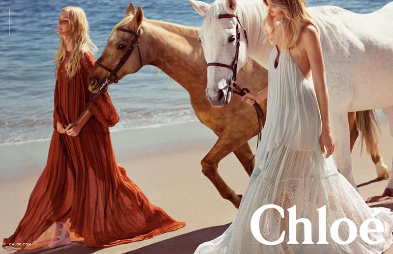 Beachy Bohemian Campaigns