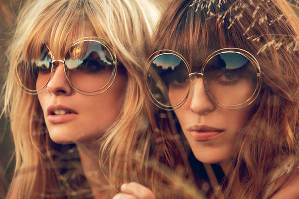 Bohemian Chic Fashion Campaigns