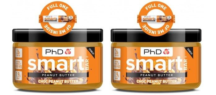 Protein-Enriched Peanut Spreads