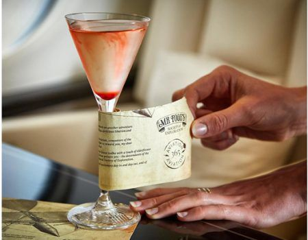 In-Flight Mixologist Cocktails