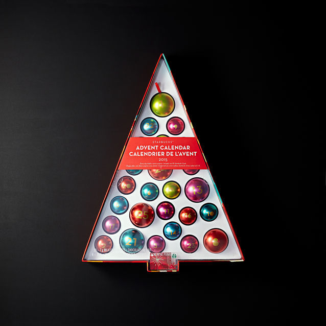Ornamental Advent Calendars
