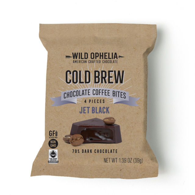 Cold Brew-Infused Chocolates