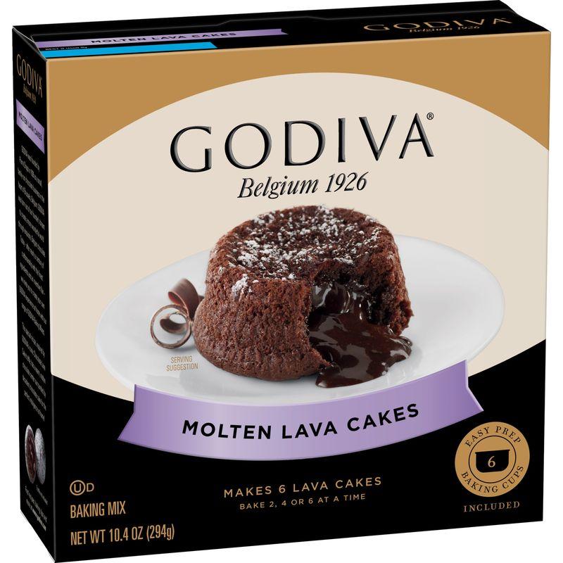 Premium Chocolate Baking Mixes