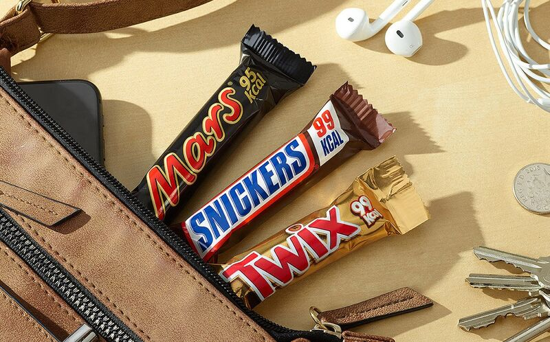 Calorie-Portioned Candy Bars