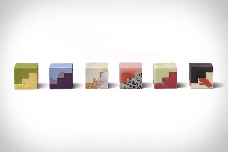 Cubic Modular Chocolates