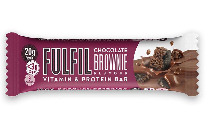 Vitamin-Enriched Sport Snacks
