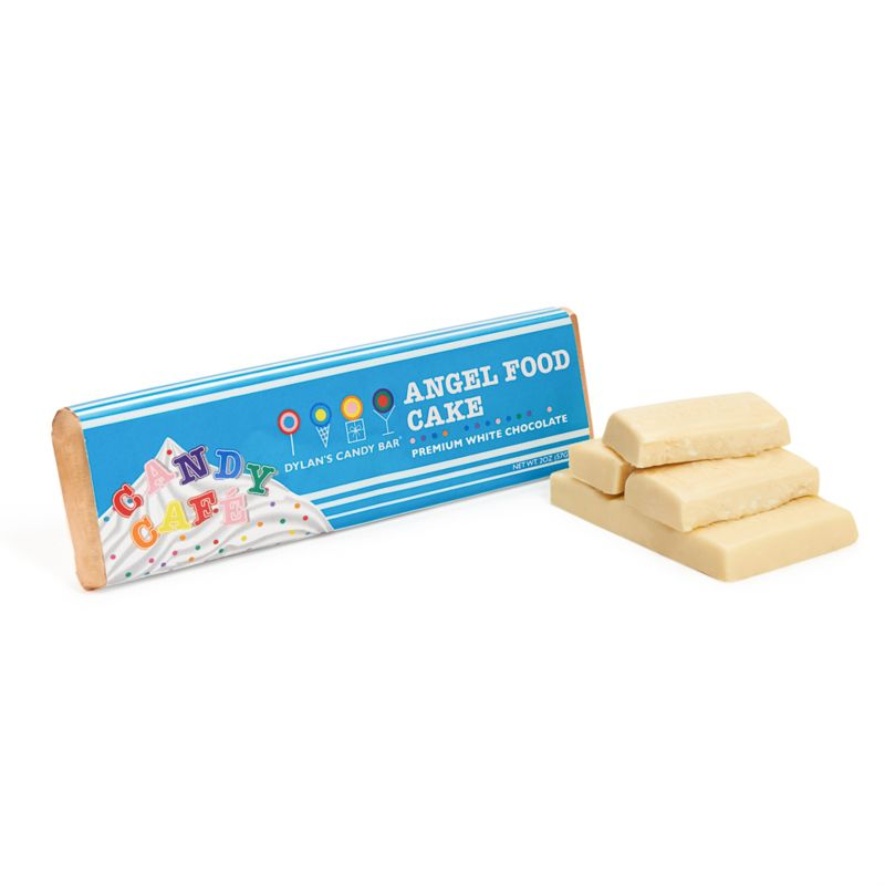 Cake-Flavored Candy Bars