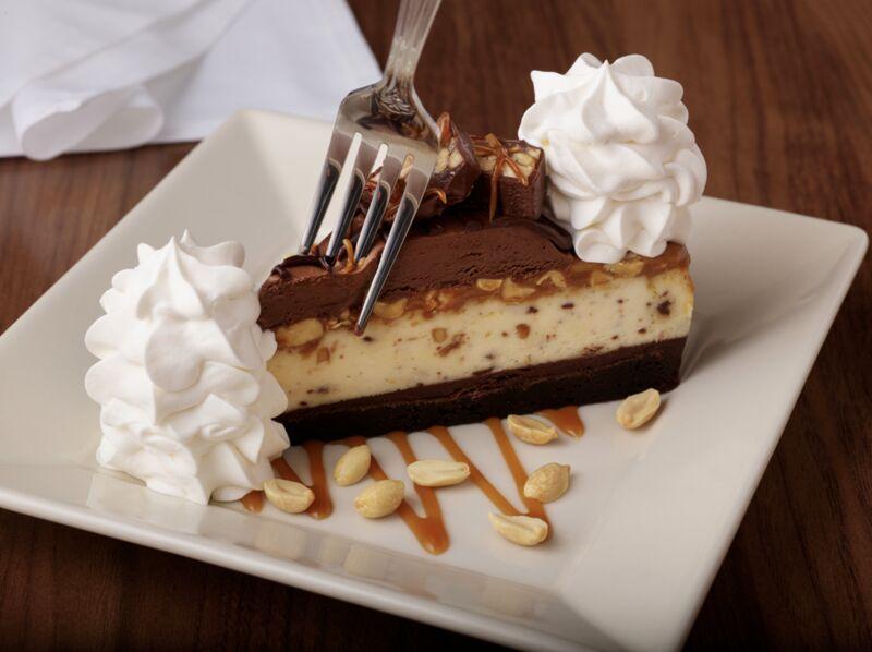 Chocolate Bar Brand Cheesecakes