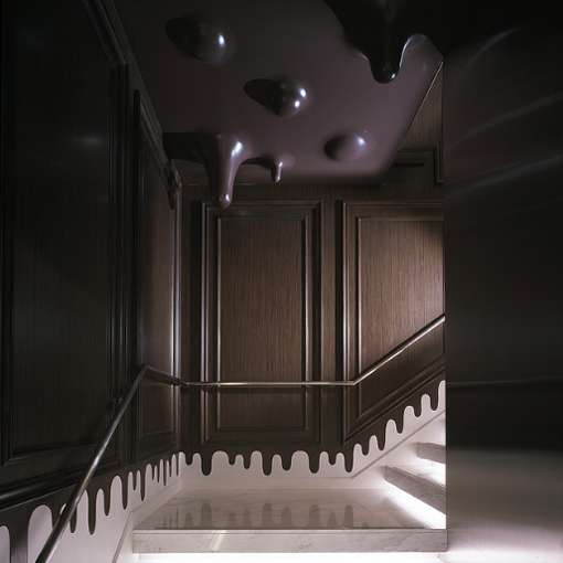 Dripping Chocolate Ceilings