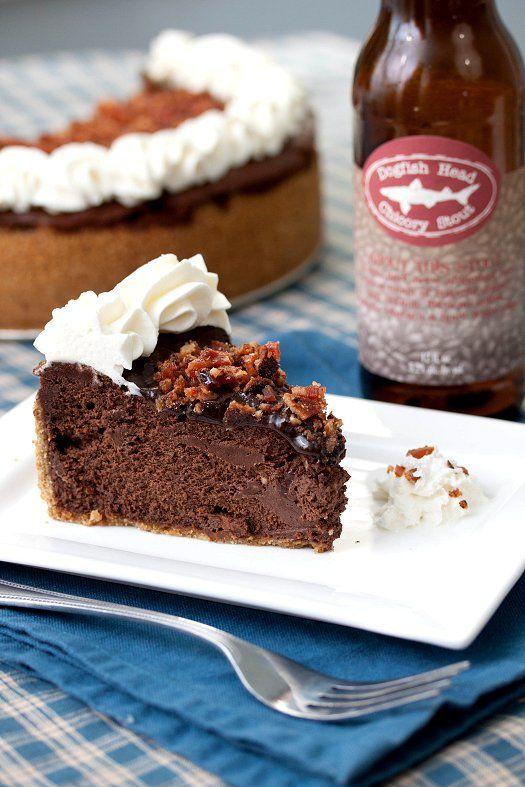 Beer-Infused Cheesecake Desserts