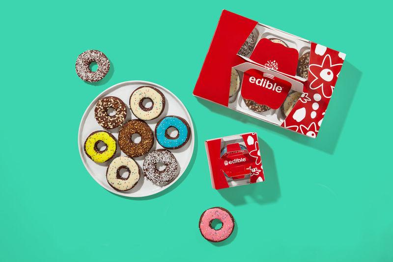 Donut-Like Apple Snacks
