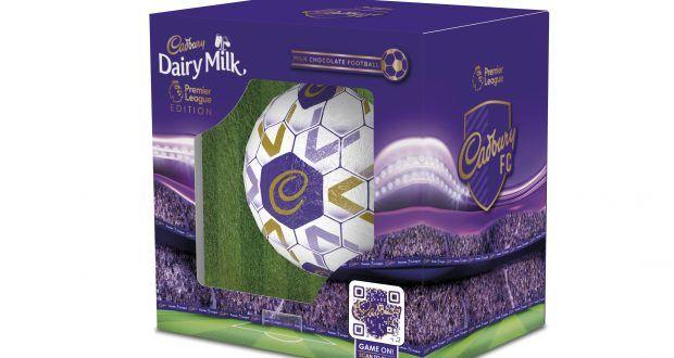 Digital Game Soccer Chocolates