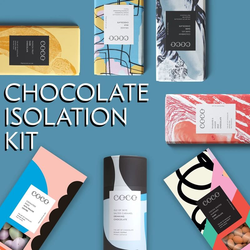 Confection Isolation Kits