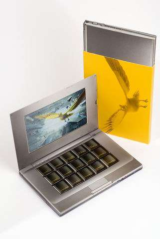 Chocolate Laptop (Part II)