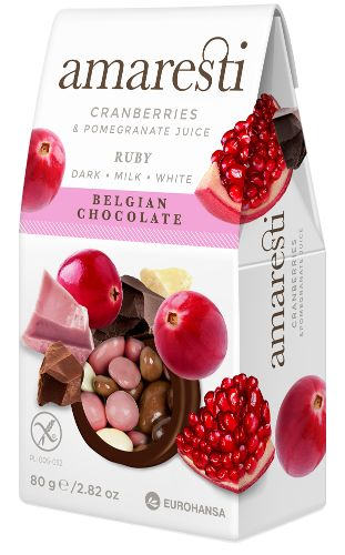 Fruity Chocolate Mixes