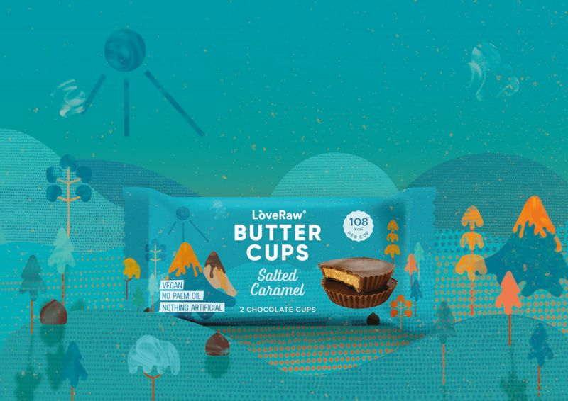 Free-From Nut Butter Cups