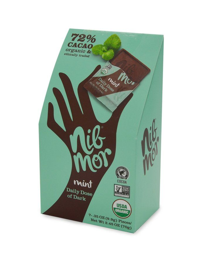Portion-Controlled Chocolate Packets