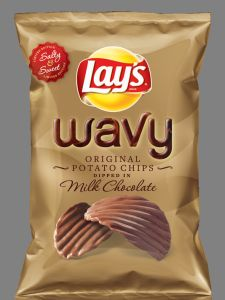 Chocolate-Coated Chips