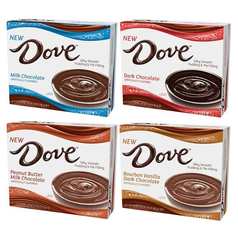 Chocolate Brand Pudding Mixes