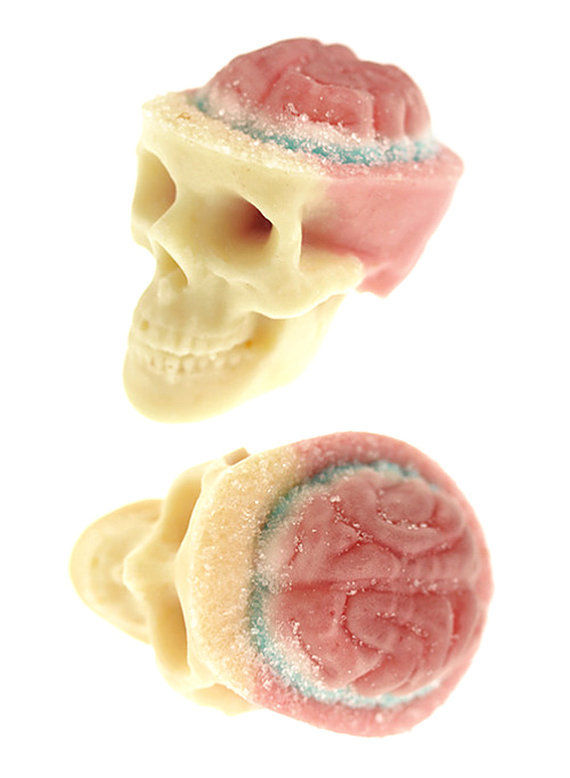 Brainy Halloween Treats