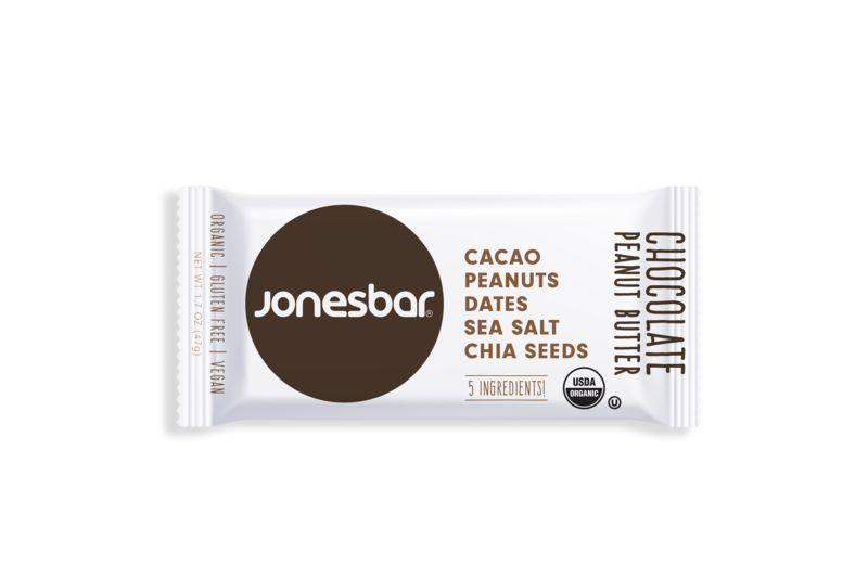 Minimalist Cacao Snack Bars