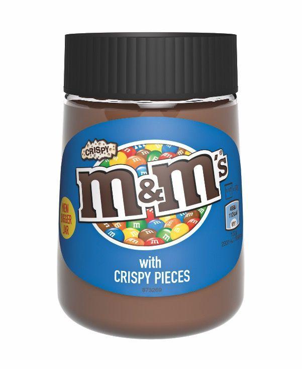 Crispy Candy Spreads