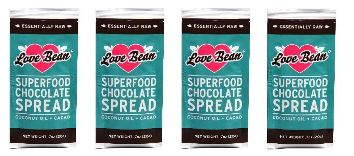 Squeezable Superfood Spreads