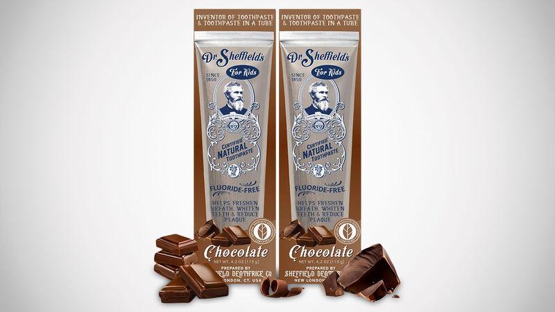 Chocolatey Dessert Toothpastes