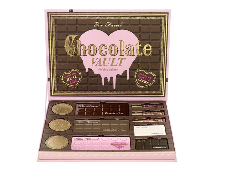 Chocolate-Inspired Makeup Sets