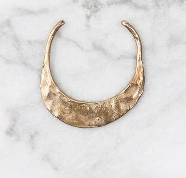 Crescent Moon Cuff Jewelry