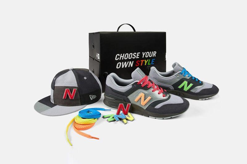 Customizable 90s Sneakers