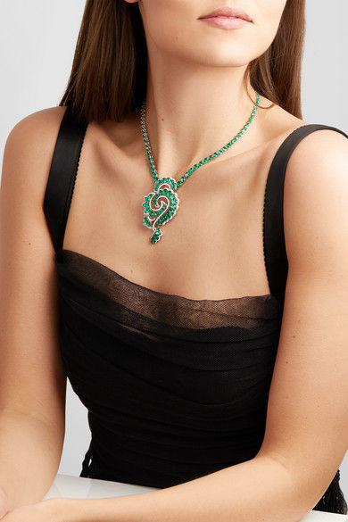Costly Emerald Necklaces