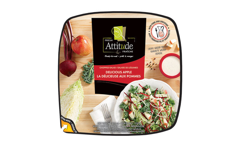 Convenience-Focused Salad Kits