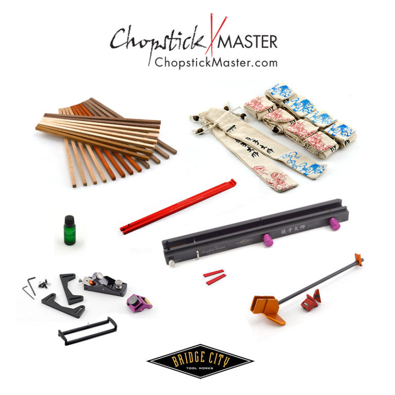 At-Home Chopstick Makers