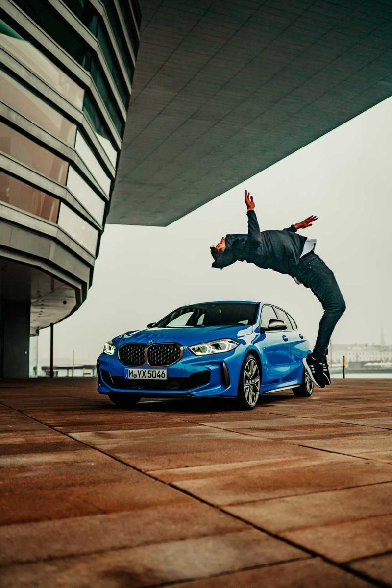 Choreographed Car-Branded Videos