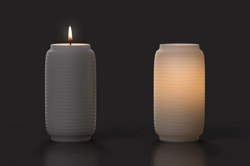 Transforming Lantern Candles