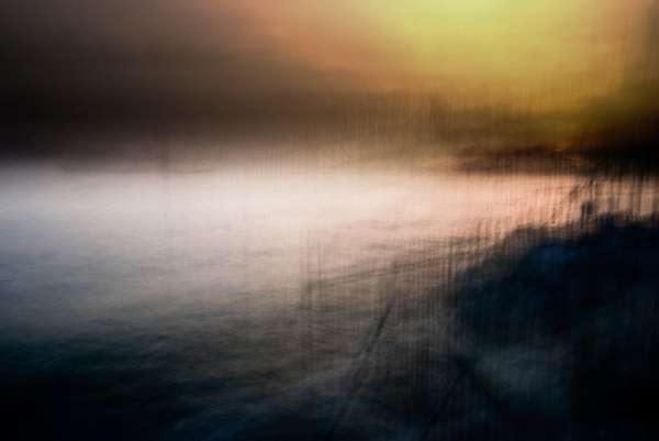 Blurred Landscape Photography
