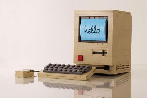Computer LEGO Models