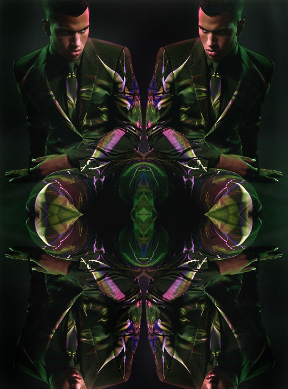 Kaleidoscopic Couture Captures