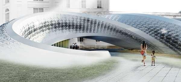 Spiralling Architecture