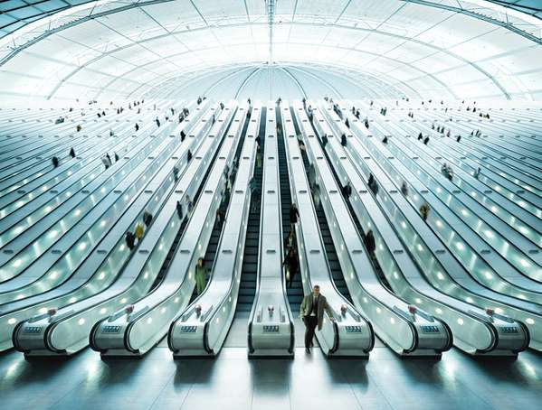 Epically Endless Escalators