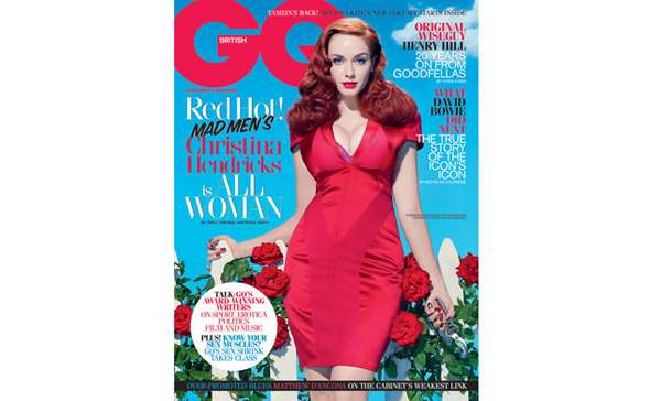 Curvaceous Housewife Covers