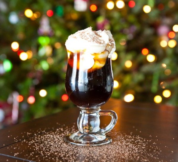 Christmas Coffee Cocktails