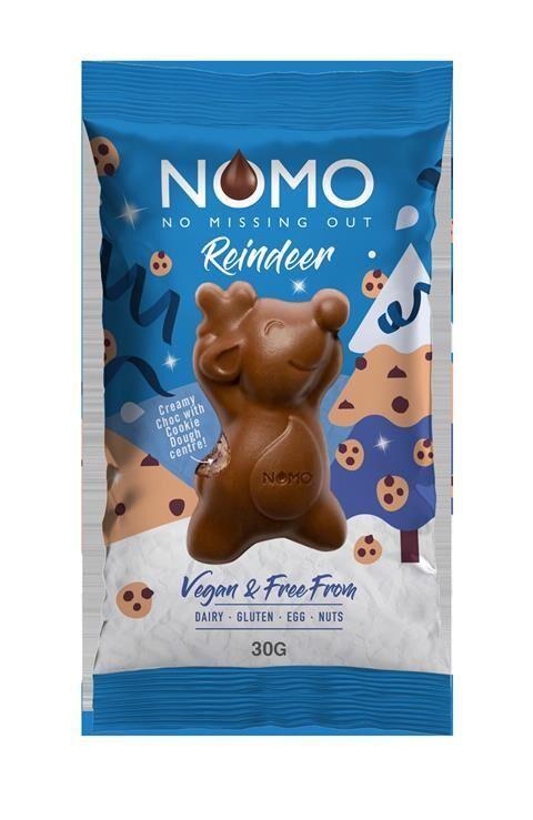 Festive Vegan-Friendly Chocolate Ranges