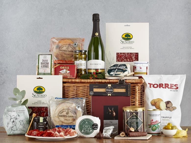 Prepackaged Holiday Gift Baskets